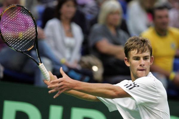 Laurynas Grigelis - ITF serijos vyrų teniso turnyro Italijoje pusfinalyje