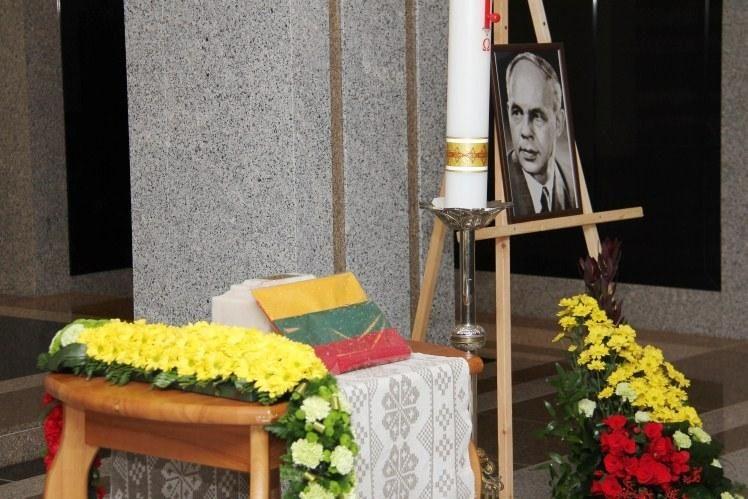 Juozo Ambrazevičiaus-Brazaičio palaikai pervežti į Kauną