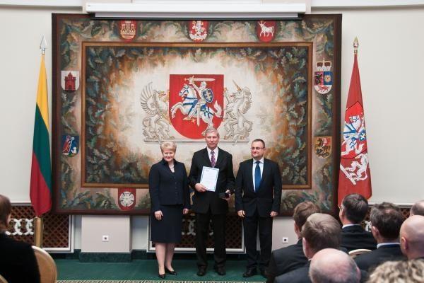 Apdovanotos pažangiausios Lietuvos žinių ekonomikos įmonės