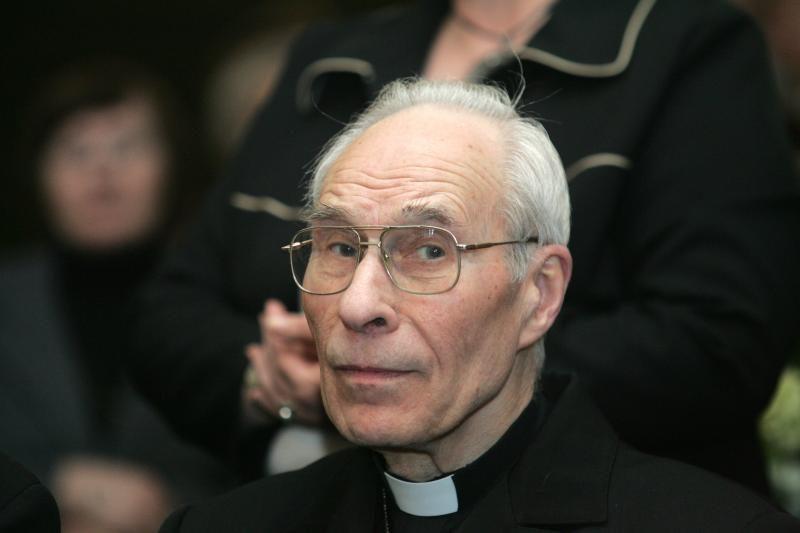Anapilin iškeliavo vyskupas emeritas Juozas Tunaitis