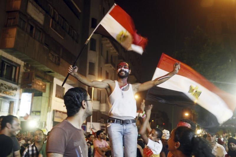 Naujasis Egipto lyderis: mažai žinomas, perversmo iškeltas teisėjas