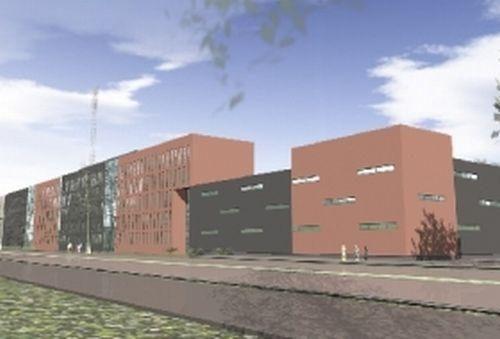 Netrukus ims kilti naujasis Klaipėdos apskrities policijos pastatas