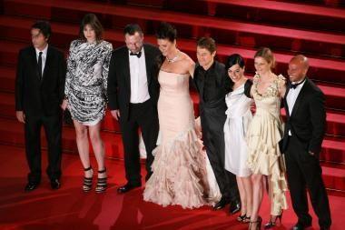 Naujas Larso von Triero filmas nušvilptas Kanuose