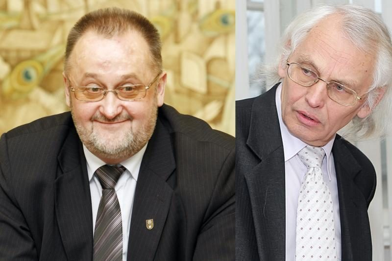 Klaipėdos universitete tęsiasi dvivaldystė