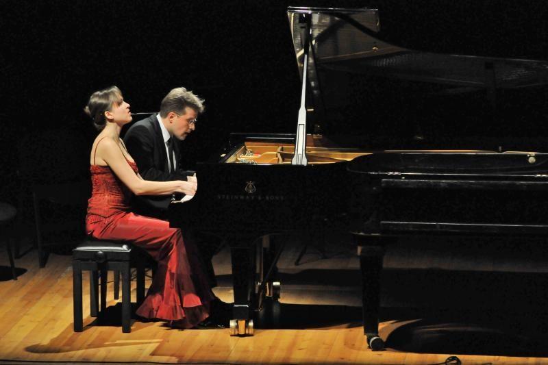 Viduržiemio koncerte Klaipėdoje – sušildanti muzika