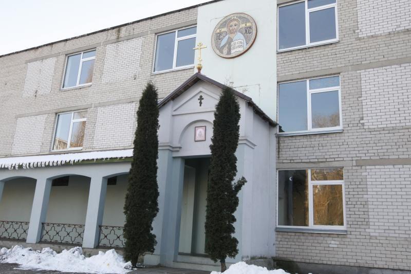 Stačiatikiai pasiryžę pirkti Klaipėdos mokyklą