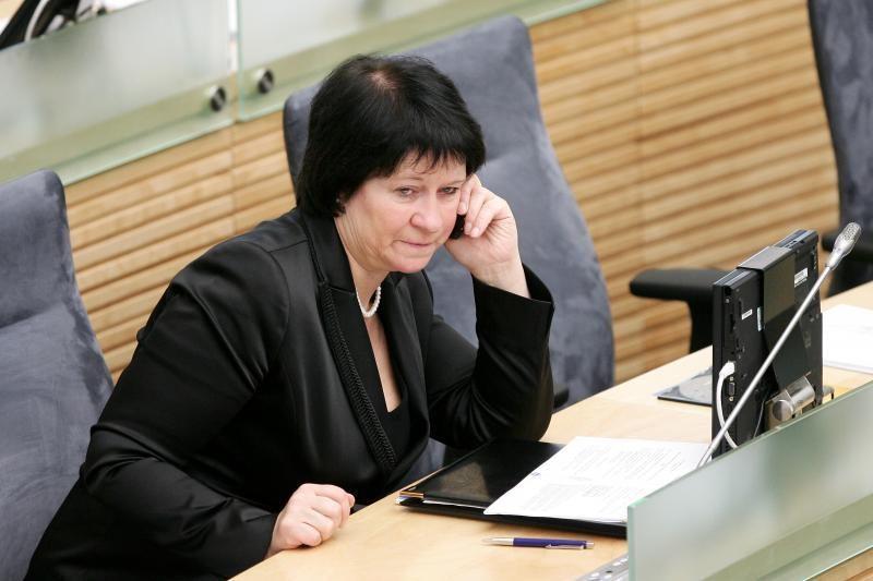 D.Kedžio dukterį aplankiusios Seimo narės: ji jaučiasi gerai