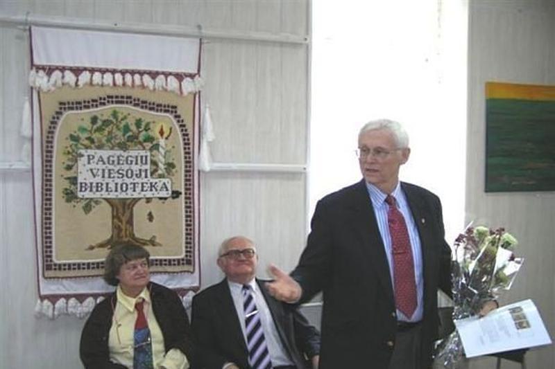 Mirė Mažosios Lietuvos visuomenės veikėjas Vilius Algirdas Trumpjonas