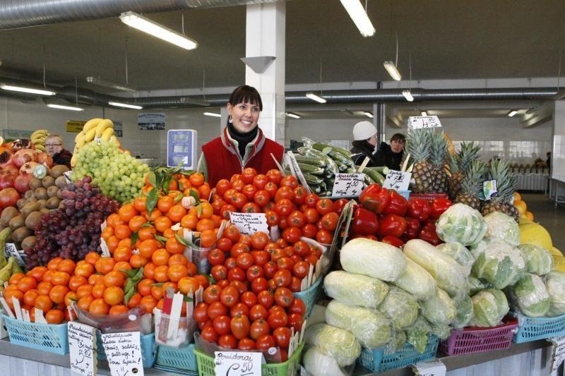 Šalčiai didina daržovių augintojų išlaidas