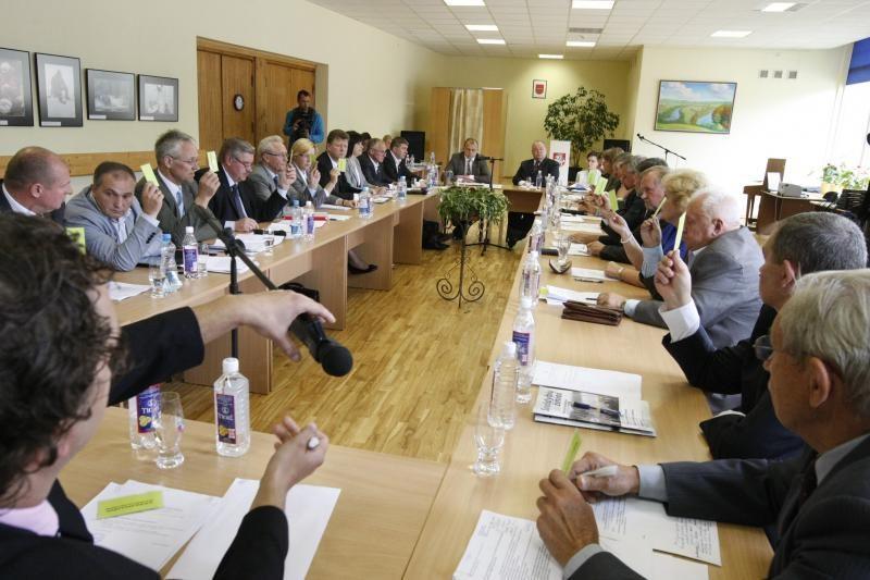 Klaipėdos rajono tarybos komitetų sudėtį nagrinės teismas