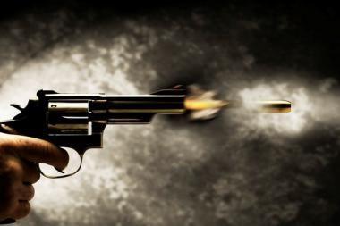 Klaipėdoje šaudyta į žmones