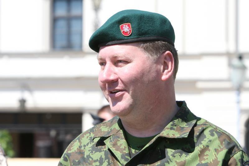 Buvęs kariuomenės vadas V.Tutkus automobilio negalės vairuoti metus