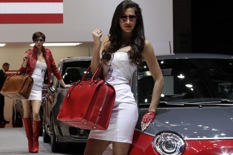 Prasideda 82-oji tarptautinė Ženevos automobilių paroda
