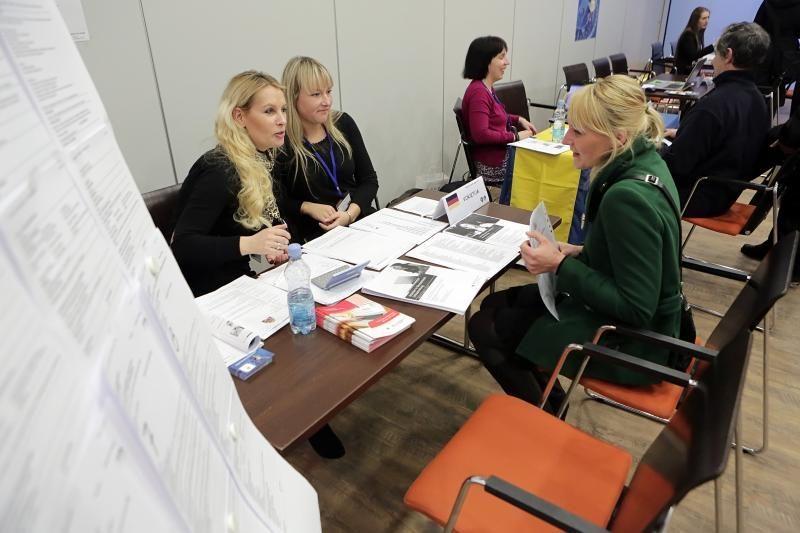 Klaipėdiečiams - sezoninio darbo pasiūlymai užsienyje