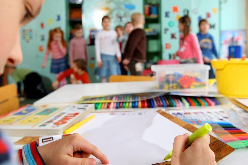 Klaipėdos vaikų darželių vamzdynai neatlaikė šalčio