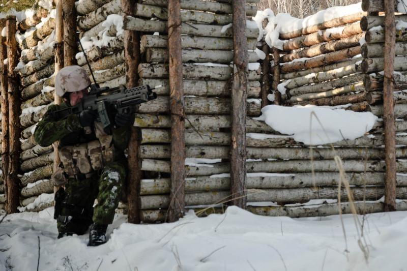 Misijai Afganistane besiruošiantys kariai dalyvavo pratybose