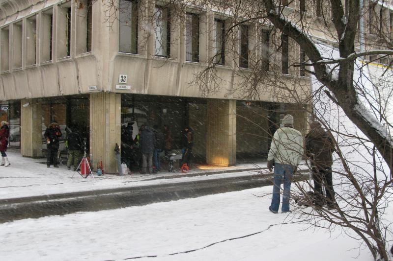 Vilniaus centras – suomiškoje televizijos reklamoje