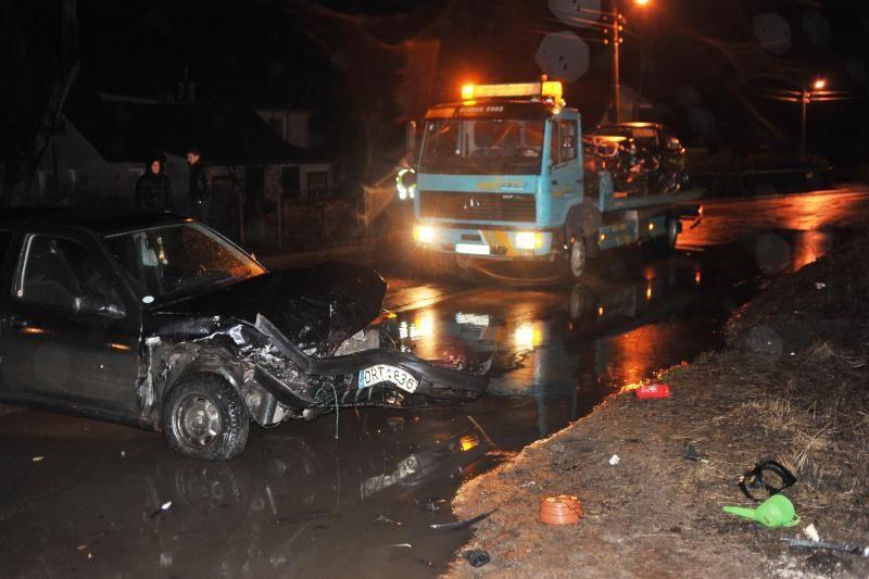 Per  savaitę  keliuose žuvo 12 žmonių