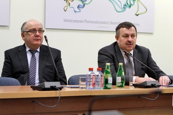 Vilniaus meras miesto ateitį sieja su aukštųjų technologijų plėtra