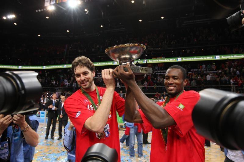 J.C.Navarro - naudingiausias Europos čempionato žaidėjas