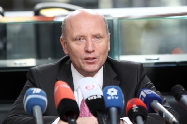 R.Palaitis atsistatydinimo pareiškimą įteiks trečiadienį