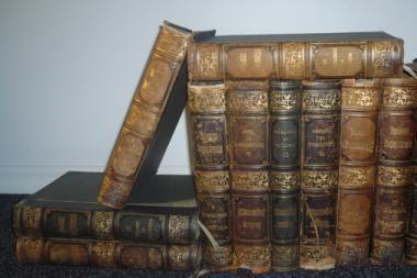 Vilniaus aukcionas: dėmesys antikvarinėms knygoms auga