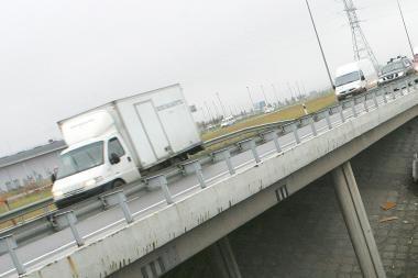 Dėl plikledžio Kaune registruoti 6 eismo įvykiai (dar papildyta)