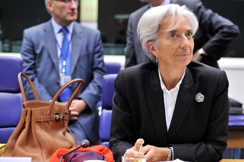 """TVF vadovė: euras veikiausiai """"neišnyks"""" 2012 metais"""
