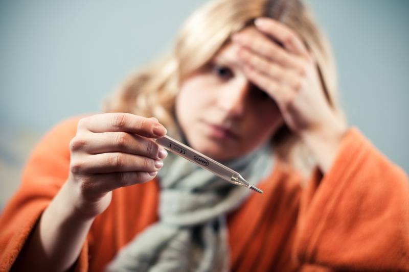 Sergančiųjų peršalimo ligomis – šiek tiek mažiau
