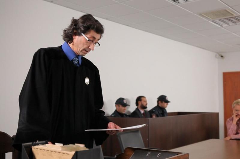 Aktorius S.Uždavinys seriale tapo advokatu