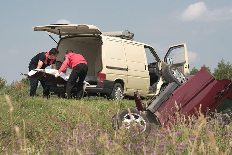 Per susidūrimą kaktomuša žuvo abu vairuotojai
