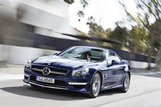 """Mercedes"" nutraukė paslapčių šydą nuo ""SL65 AMG"""