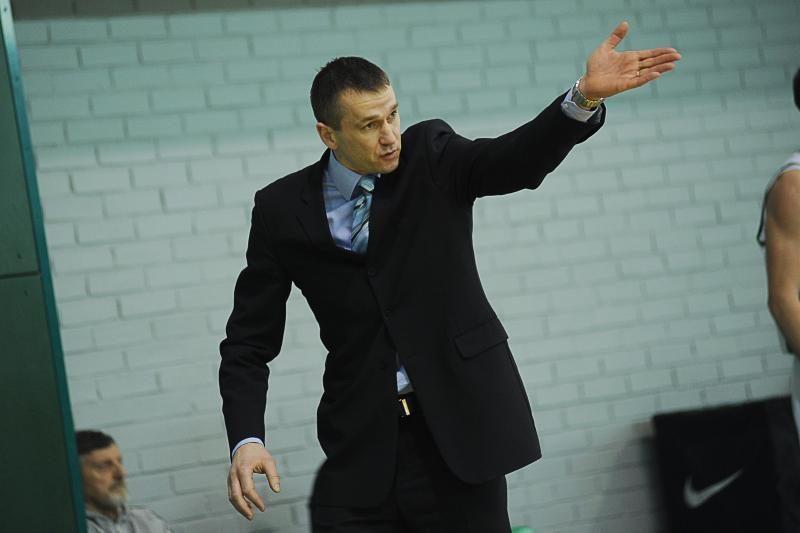 Bronzinės rinktinės treneris: komandoje statistų nebuvo (interviu)