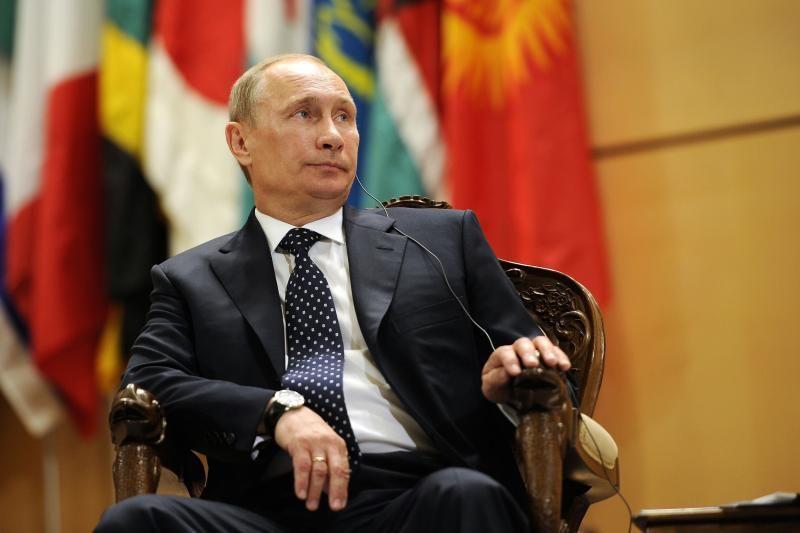 V.Putinas papasakojo apie per karą mirusį savo brolį