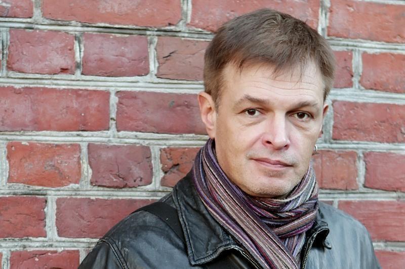 G.Varno naujasis spektaklis – ieškantiems gyvenimo prasmės