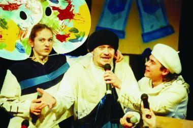 Naujajame Keistuolių teatro sezone bus dvi premjeros