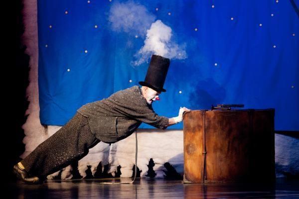 """""""Cirque du Soleil"""" pristatė geriausią 2012-ųjų pasaulio šou """"Alegria"""
