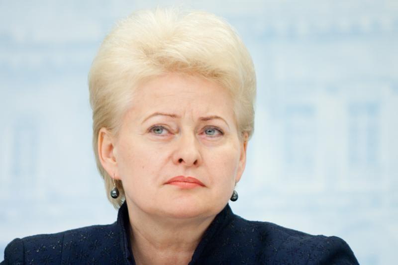 D.Grybauskaitė: santykius su Rusija trikdys sovietinė nostalgija