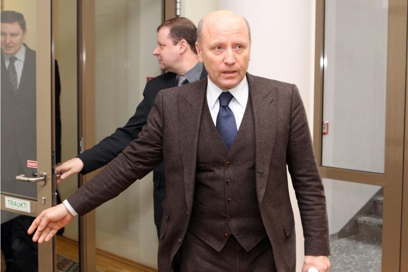 R.Palaitis pateikė atsistatydinimo pareiškimą