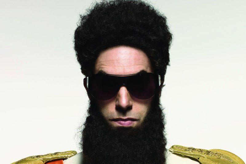 Boratą vaidinęs aktorius nenorėjo tapti diktatoriumi