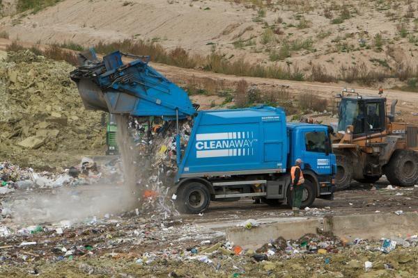 Atliekoms vežti – specialus aplinkkelis