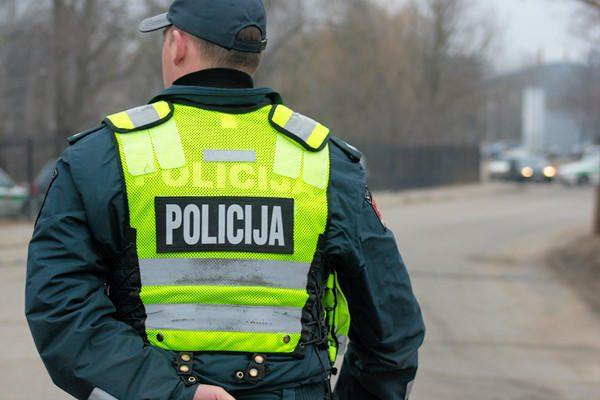 Sostinės policija: mitingus kontroliuos 300 pareigūnų
