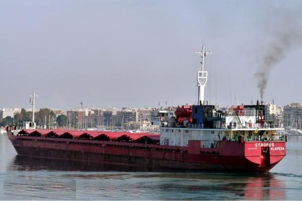 Vėl atšauktas Lietuvos laivo sulaikymas