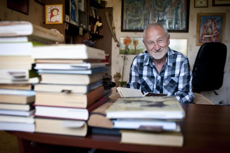 Įsimintiniausiu Kauno menininku išrinktas rašytojas D.Kajokas