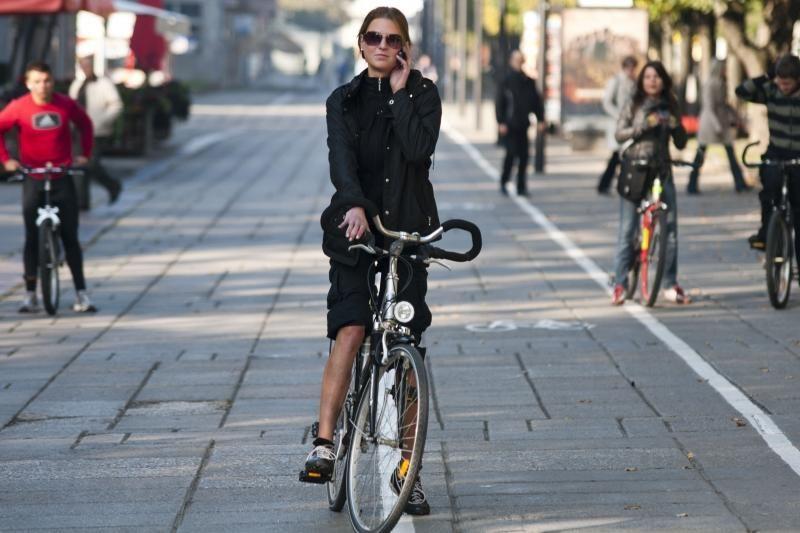 Ateinantį sekmadienį – Kauno dviratininkų paradas