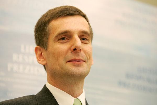 G. Grina: sprendimus dėl priešiškų valstybių veiksmų priima Vyriausybė