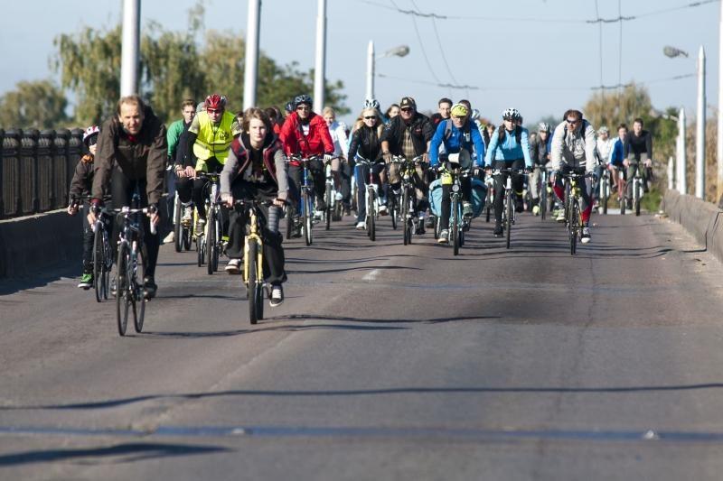 Skrydžiui per Atlantą paminėti – dviračių žygis (renginio programa)