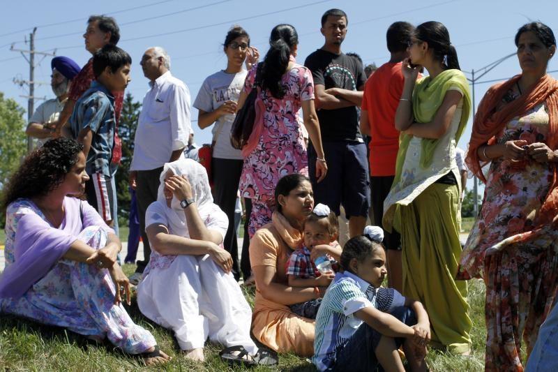 JAV per išpuolį sikhų šventovėje nušauti 7 žmonės