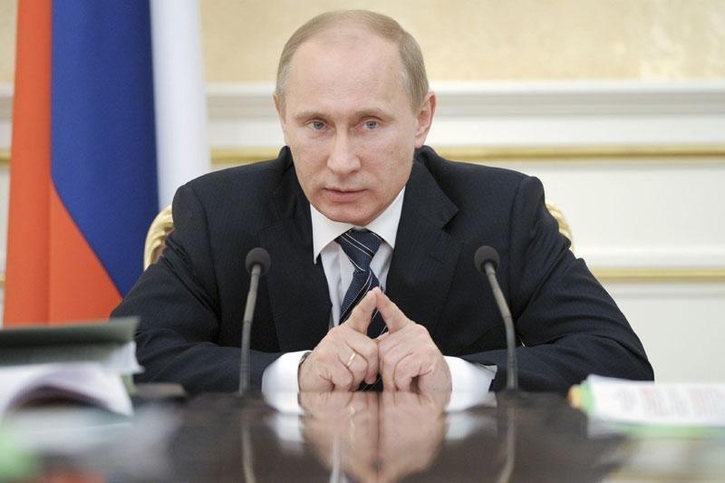 """V.Putinas pirmasis pasinaudojo paslauga """"Už sąžiningus rinkimus"""""""
