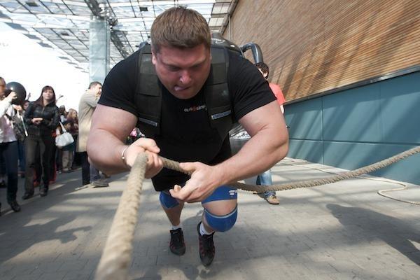 Ž.Savickas pasiekė traukimo rekordą